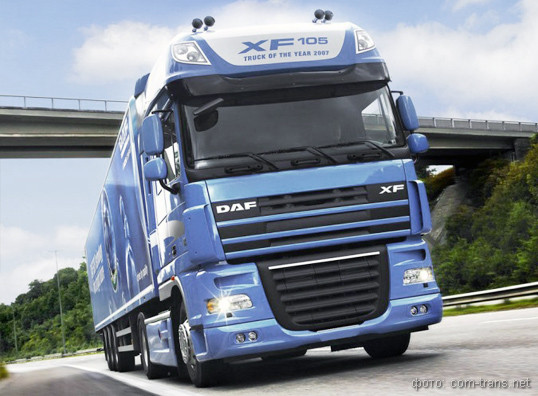 грузовик DAF