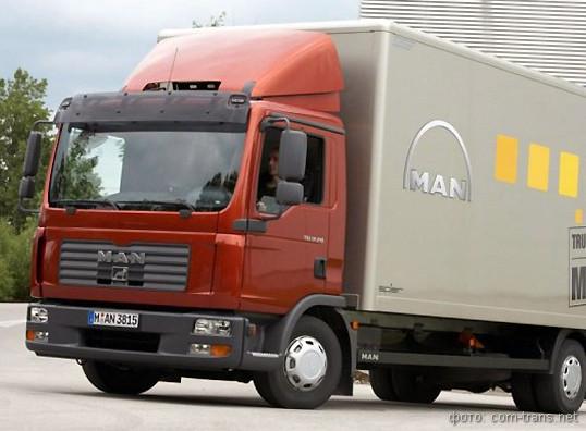 грузовик ман