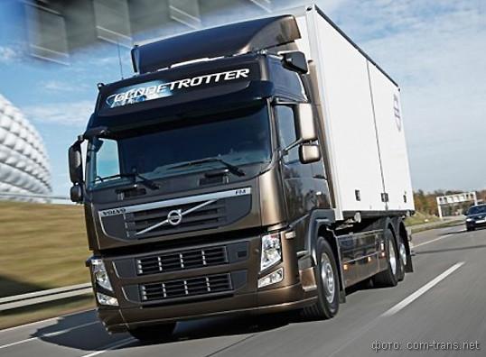 грузовик вольво