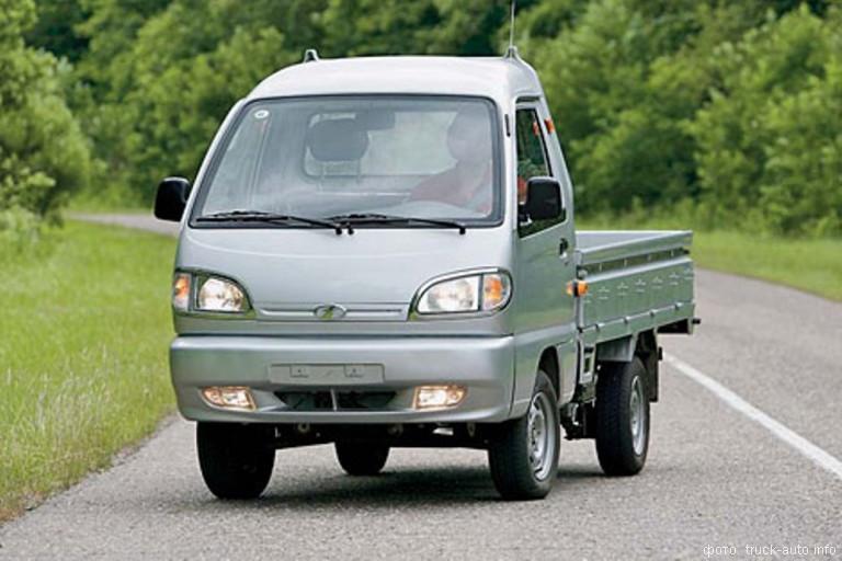грузовик faw фото