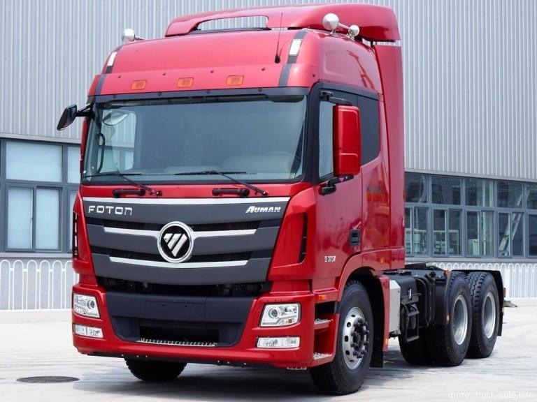 грузовики фотон фото